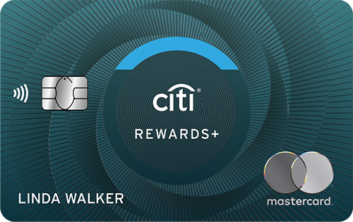 Citi Rewards+® Card